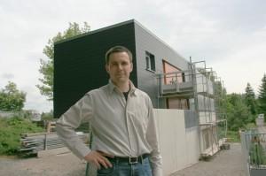 Architektourpreis für Norman Hose