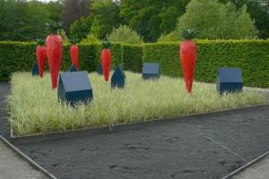 ralf klement skulpturen in  ippenburg