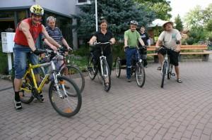 Radtour Behinderte (2)
