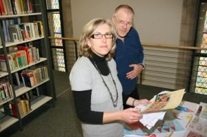 Bibliothek Dagmar Klein und Peter Rink (1)