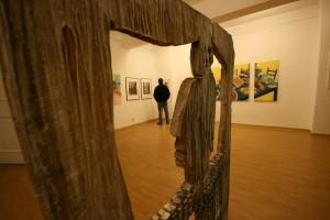 Jahresausstellung 2009 Kunstwestthüringer (4)