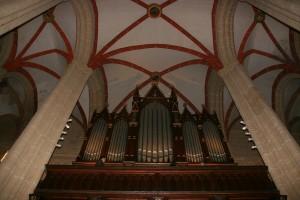 Sauer-Orgel in St. Marien
