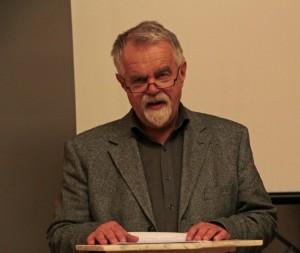 Die öffentlichen Vortragsreihen gehören zum kulutrellen Angebot der Stadt, do Martin Sünder. Foto: Iris Henning