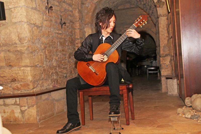 120330 Yu Kimura in  Lange Nacht der Hausmusik (20)