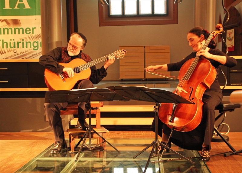Konzert Duo Burstein & Legnani