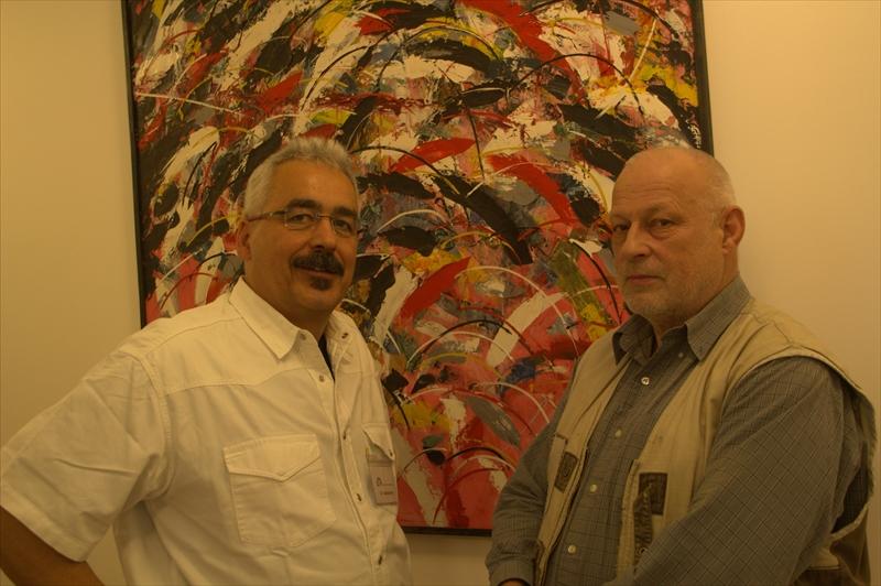 Dr. Schuchard und Ralf Klement
