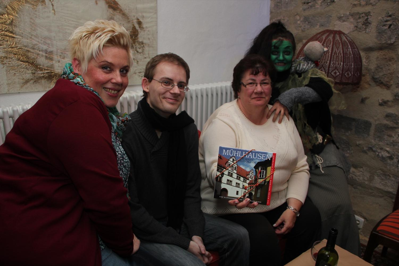 Kornelia Laich und Stefan Schenderlein - Gewinner Thüringentag (1)