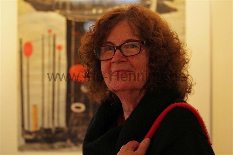 31/05/2013 Bad Langensalza:Elisabeth  Weidemann / Ausstellung Stadtmuseum   Foto: Iris Henning